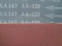 Deerfos polerband filt 50x2000 mm