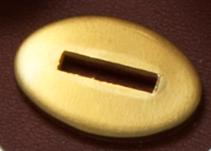 Bolster i mässing (3,2mm blad)