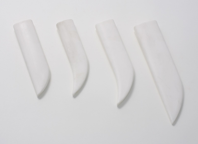 Plastic liners for sheaths