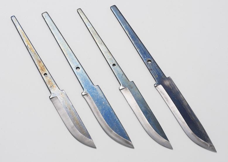 Knivblad kolstål