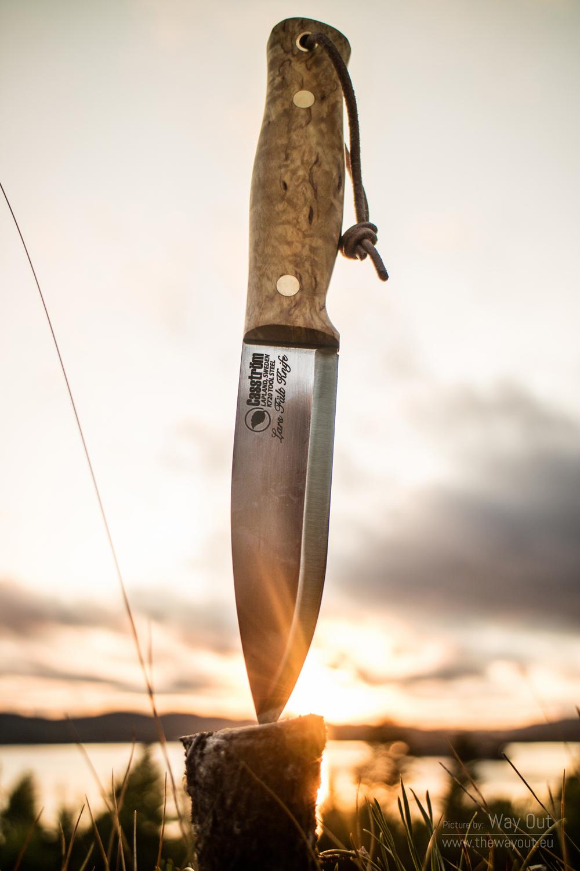 Knivar med Fast blad