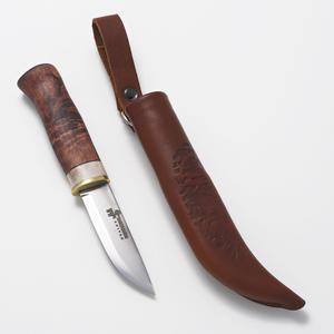Karesuandokniven - Älgen Kolstål