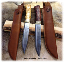 Karesuandokniven - Large Hunter Stickkniv