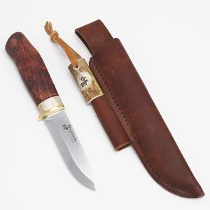Karesuandokniven - Galten Överlevnad