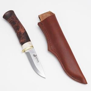 Karesuandokniven - Hunter 8 Rostfritt stål