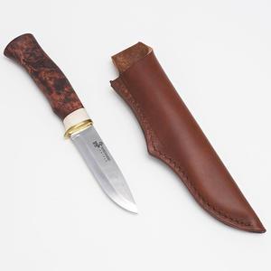 Karesuandokniven - Hunter 10 Rostfritt stål
