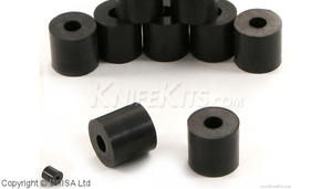 Rubber washer 12 mm / 10pc