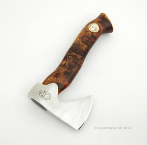 Karesuando Hunting Axe - Dark birch