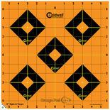 Caldwell måltavla Orange Peel 12″ Sight-In Target: 5 ark
