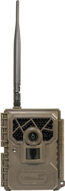 UOVision HomeGuard WiFi 12MP FullHD fjärrstyrd, trådlös  Övervakningskamera