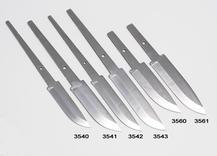 Knivblad rostfritt stål 100