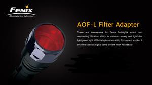 Fenix AOF-L Red Filter