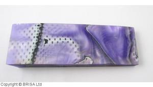 Acrylic Violet/Vit block