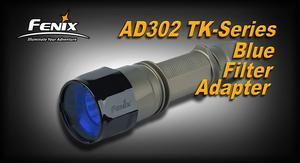 Fenix AD302 Blå/grön/röd