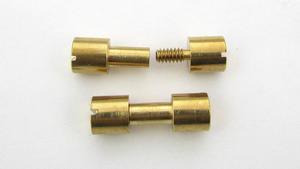 Corby rivet 5/16, brass, 1 pc