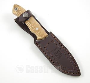 Joker Kniv 9,5cm Olivträskaft
