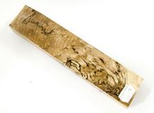 Stabiliserad lättrötad björkvril 17, 220*48*25 mm