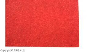 Vulkanfiber röd 0.4 mm