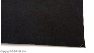 Vulkanfiber svart 0.5 mm