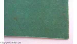 Vulkanfiber grön 0.8 mm