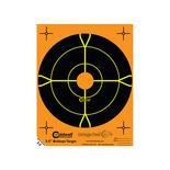 Caldwell måltavla Orange Peel 5,5″ bulls-eye: 10 ark
