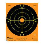 Caldwell måltavla Orange Peel 8″ bulls-eye: 5 ark