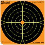 Caldwell måltavla Orange Peel 12″ bulls-eye: 5 ark