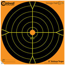 Caldwell måltavla Orange Peel 12″ bulls-eye: 5 ark
