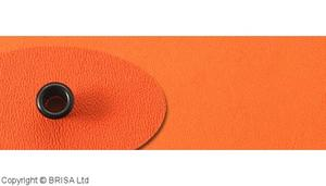 Kydex orange 2.6 mm ( 0.080) 15x30 cm