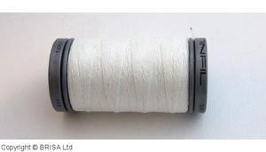 Polyester Tråd Vit